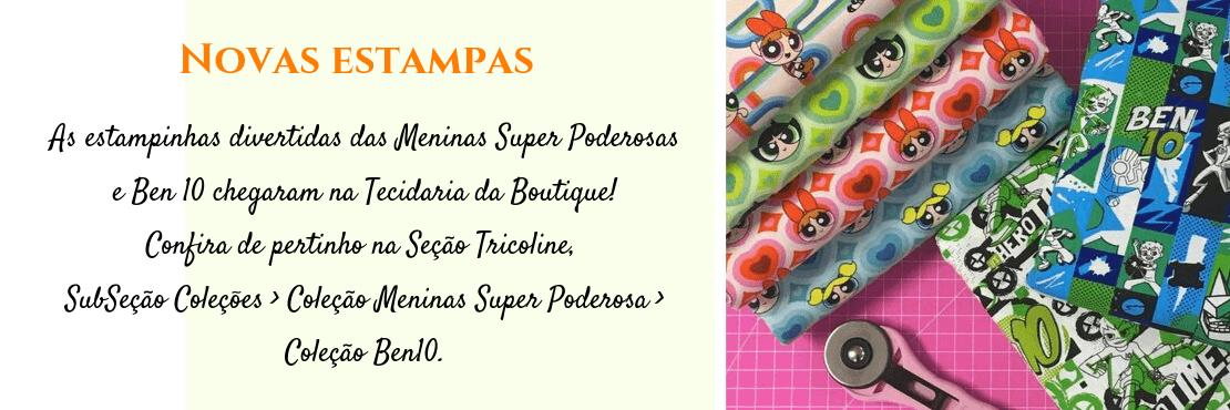 Meninas Super Poderosas & Ben 10