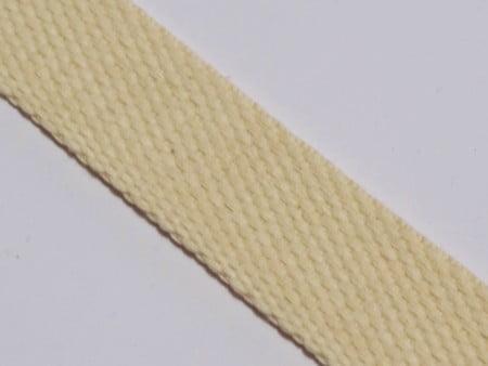 Alça de Algodão Crú 3cm