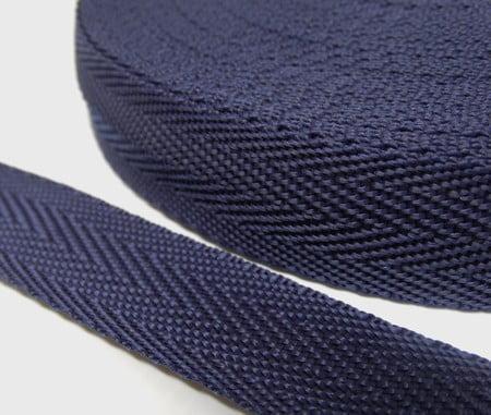 Alça de Nylon Azul Escuro 3cm