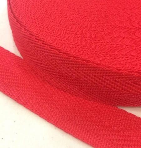 Alça de Nylon Vermelho Cardeal
