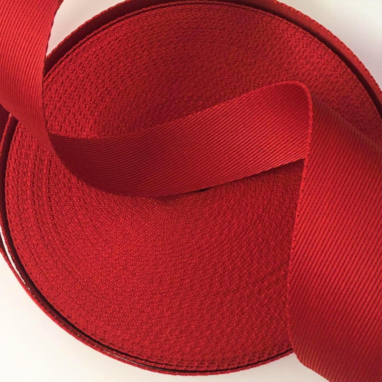 Alça Fashion Vermelho 4cm