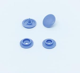 Botão de Pressão Ritas nº 12 Malva (Pacote com 50 peças)