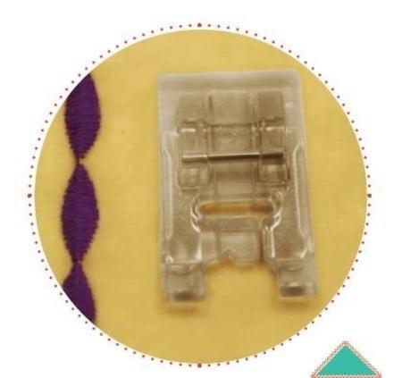 Calcador para Ponto Decorativo CY-7303