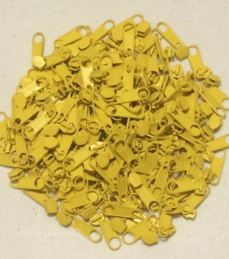 Cursor nº3 Amarelo (Pacote com 10)
