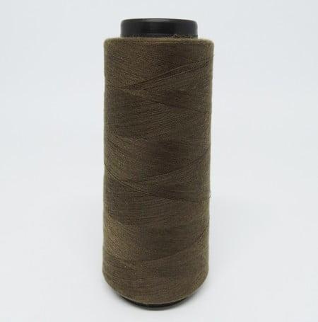 Linha para Costura Marrom Cor 491