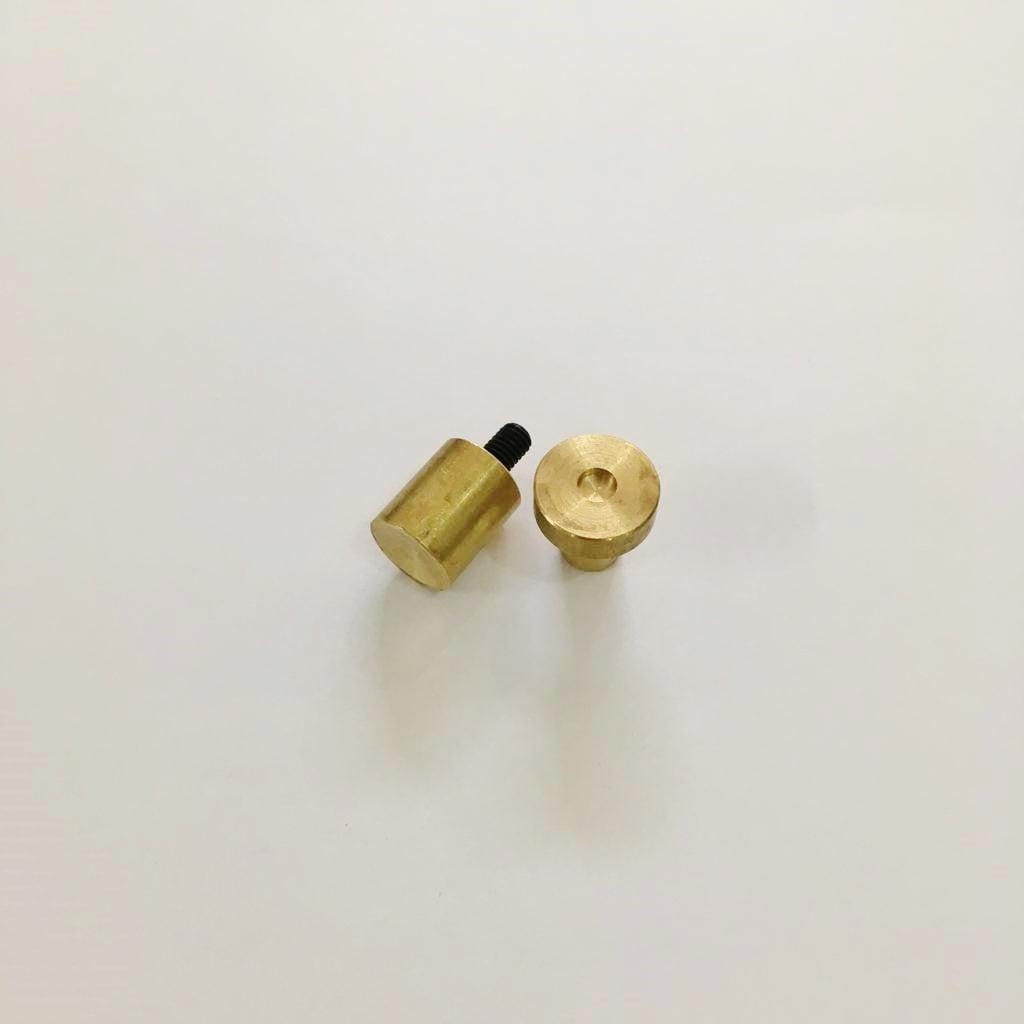 Matriz Botão Imantado 18mm com Rebite