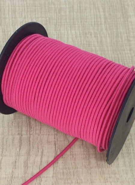 Elástico Roliço Pink