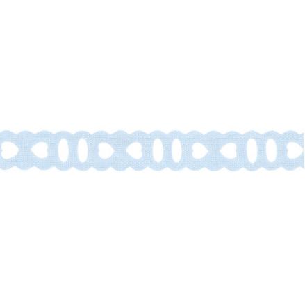 Mini Passa Fita Liso Azul Cor 202