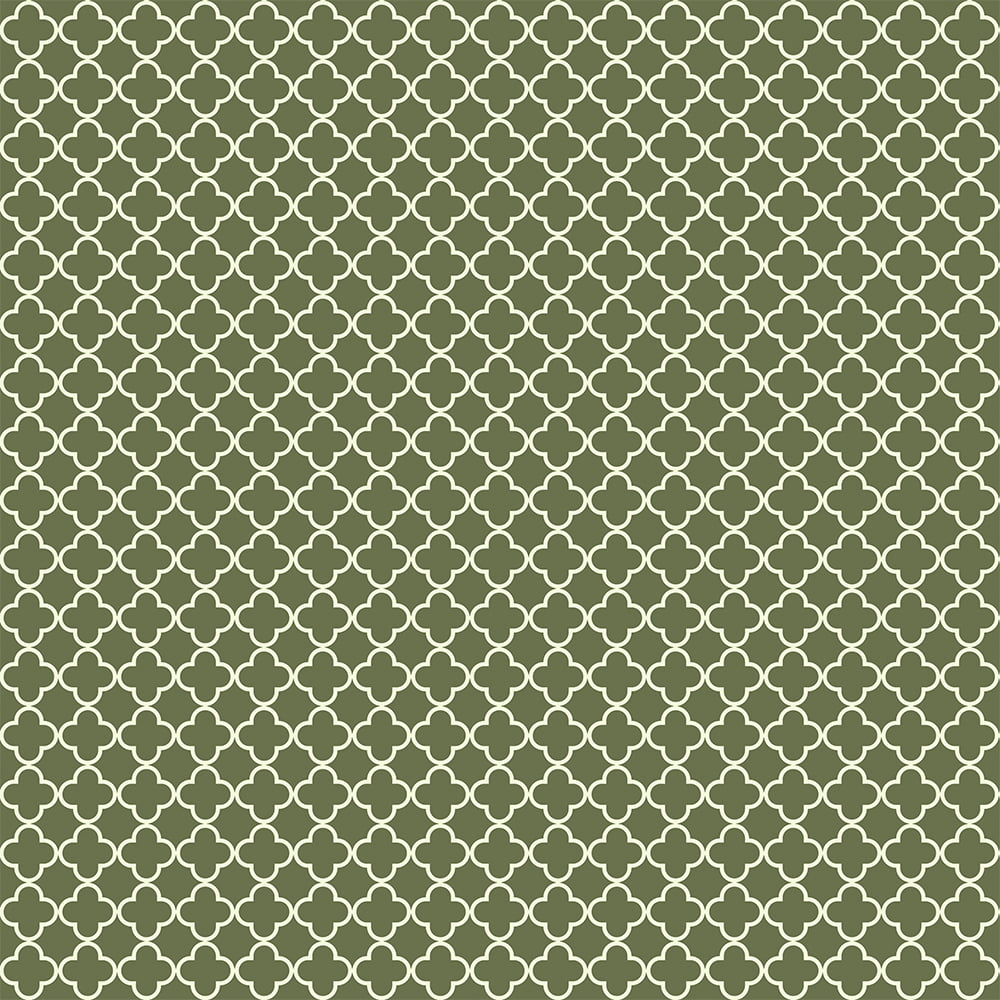 Tecido Vitral Verde (Coleção Botânica)