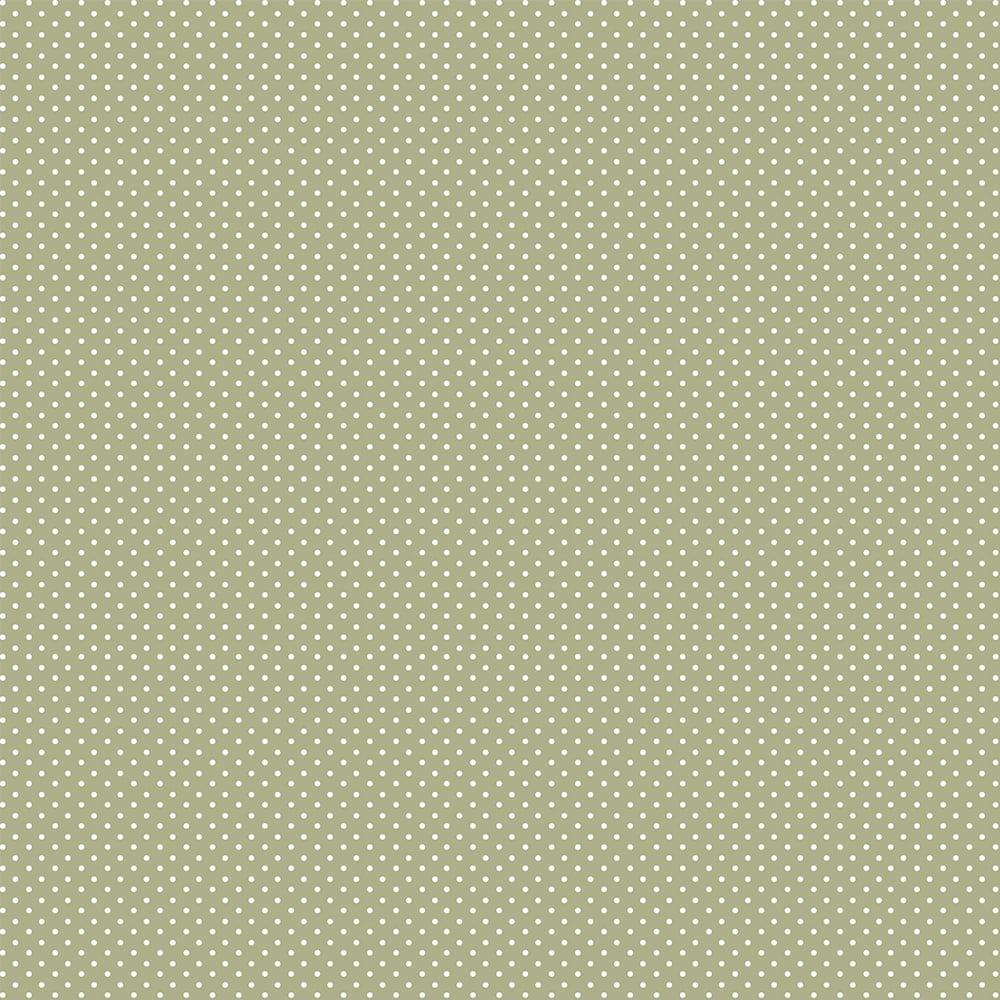 Tecido Micro Poá Verde Maçã (Coleção Botânica)