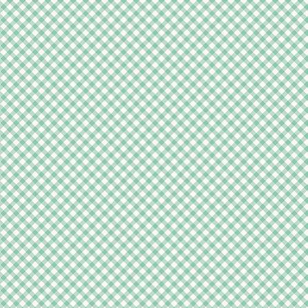 Tecido Micro Xadrez Turquesa (Coleção Micro Xadrezes)