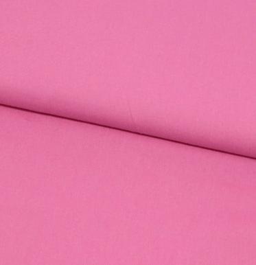 Tecido Liso Rosa Escuro
