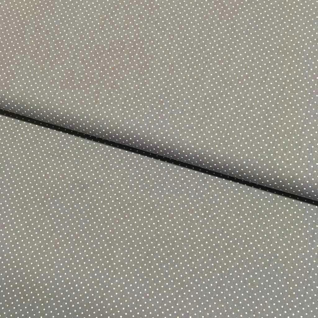 Tecido Micro Poá Branco Fd Cimento