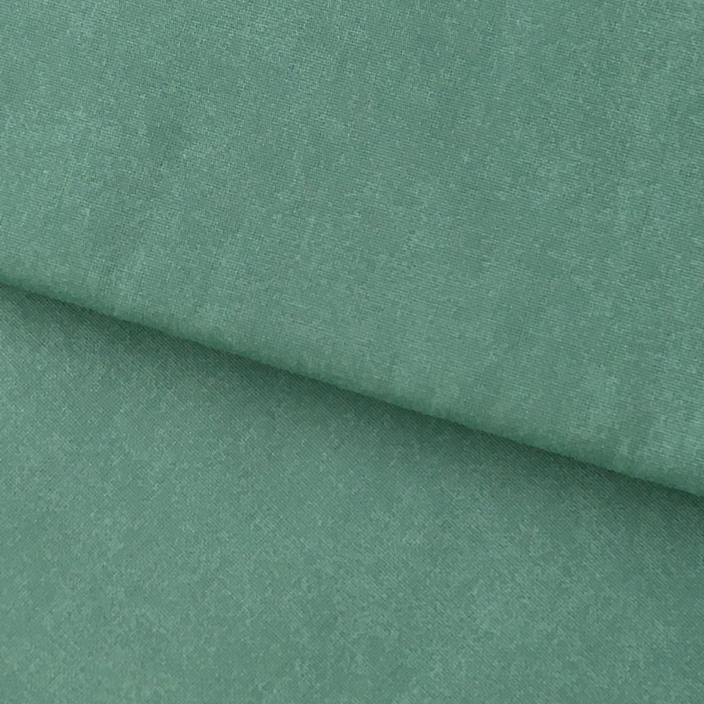 Tecido Textura Poerinha Verde Petróleo