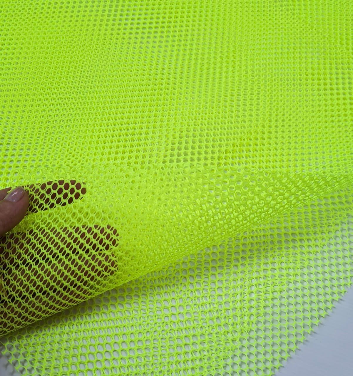 Tela Vôlei Amarelo Limão