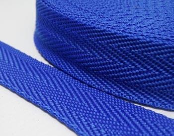 Alça de Nylon Azulão 3cm