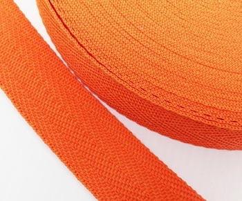 Alça de Nylon Laranja 3cm