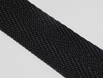 Alça de Nylon Preta 3cm