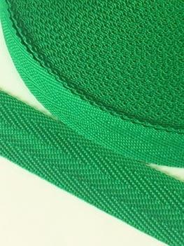 Alça de Nylon Verde Canaã 3cm