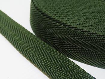 Alça de Nylon Verde Militar 3cm