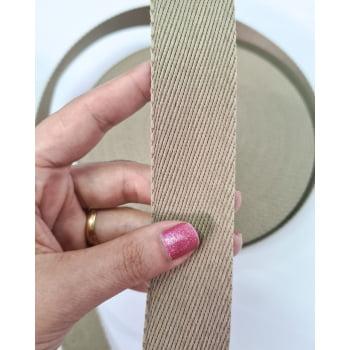 Alça Fashion Bege 3cm