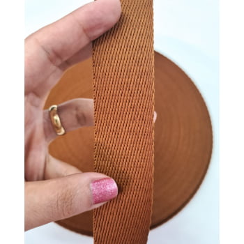 Alça Fashion Caramelo 3cm