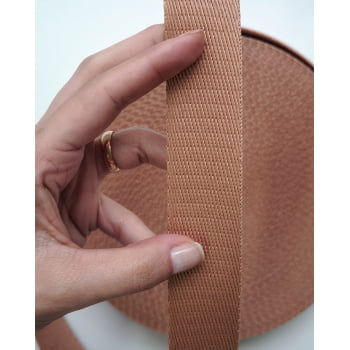 Alça Fashion Nutela 3cm