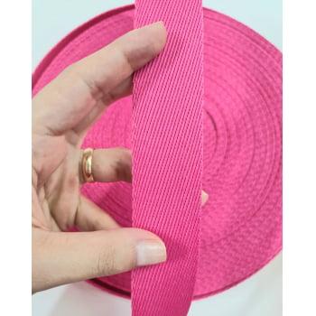 Alça Fashion Pink 3cm