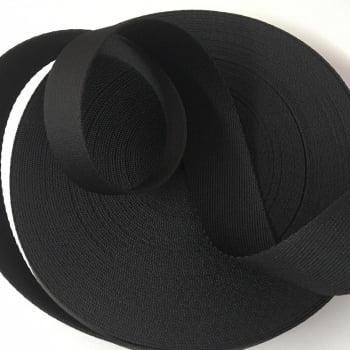 Alça Fashion Preto 4cm