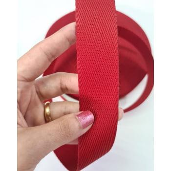 Alça Fashion Vermelho 3cm