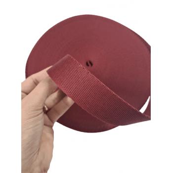 Alça Fashion Vinho 3cm