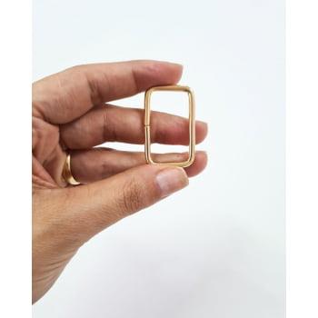 Passador Dourado para Alças de 3cm