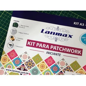 Kit para Patchwork Iniciante Verde