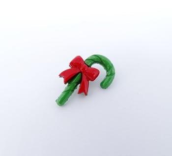 Botão Bengalas de Natal