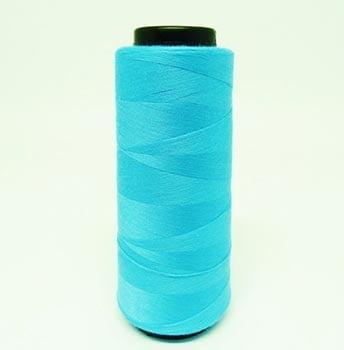 Linha para Costura Azul Turquesa Cor 254