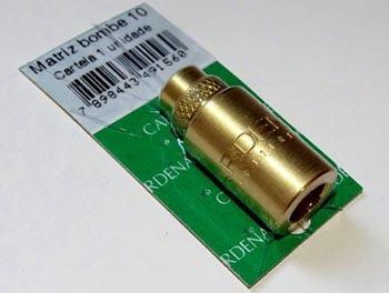 Matriz Bombe nº10 (10mm)