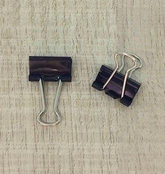 Clips Prendedor para Tecido 15mm (1,5cm)