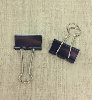 Clips Prendedor para Tecido 25mm (2,5cm)