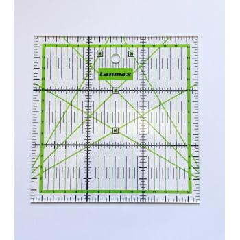 Régua para Patchwork 15x15cm