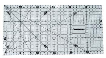 Régua para Patchwork 15x30cm
