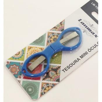 "Tesoura Mini Óculos 4"""