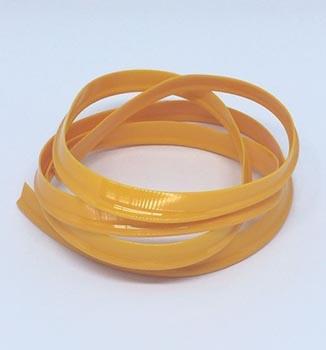 Vivo Plástico 11 mm Amarelo Gema
