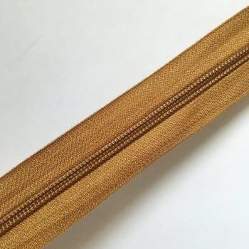 Ziper de Metro n° 5 Grosso Caramelo