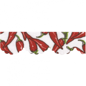 Mini Lasynha Est. Pimenta Vermelha Cor 1409