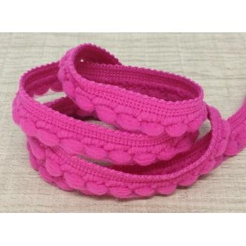 Mini Pompom Rosa Pink