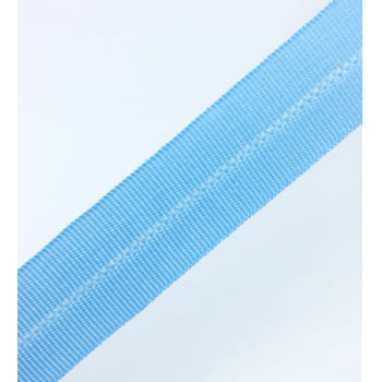 Vies Industrial (Gorgurão) Azul Claro Cor 502