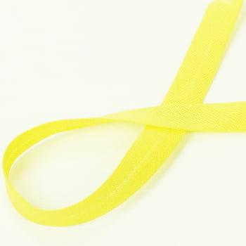 Viés Largo Liso Amarelo Canário