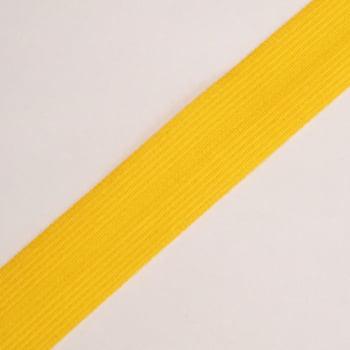 Viés Industrial (Boneon) 25mm Macio Amarelo Ouro
