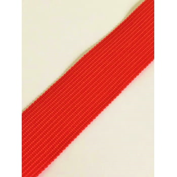 Viés Industrial (Boneon) 25mm Macio Vermelho Cor 035