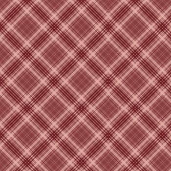 Tecido Digital Red Plaid (Coleção Anita Catita Red Blossom)